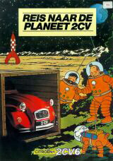 2CV brochure from the eighties